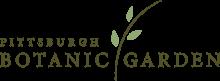 Pittsburgh Botanic Garden - logo